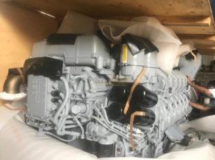MTU 12V4000 M90 Engines