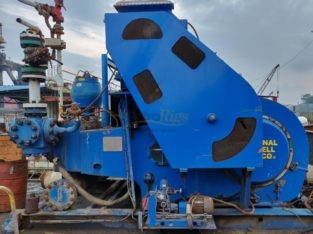 NOV FB 1600 MUD PUMP