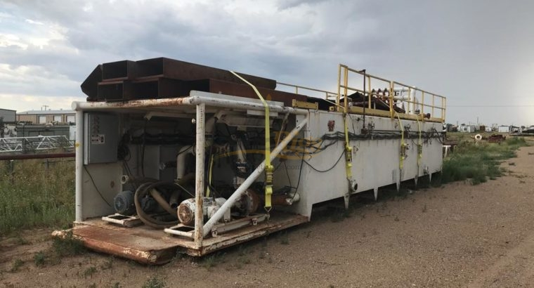 Mud Pit System 800bbl