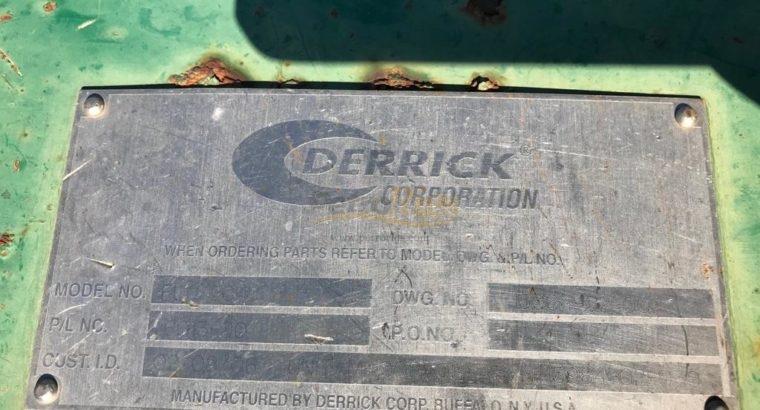 Derrick 504 Unitized Shakers