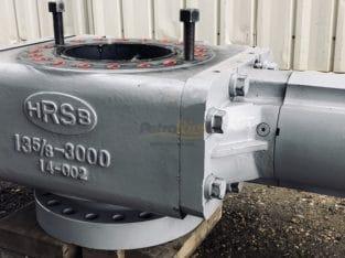 New 13 5/8″ 3M HRSB Single Gate BOP
