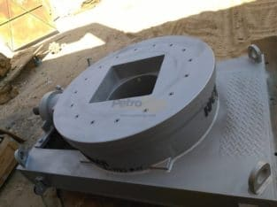 Hacker 17 1/2 inch Rotary Table