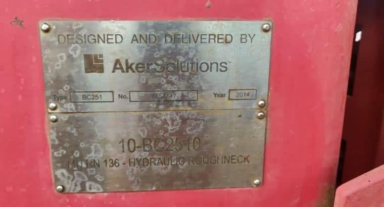 Aker BC251 Iron Roughneck