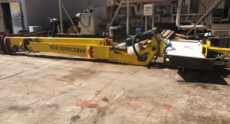 Iron Derrickman S3