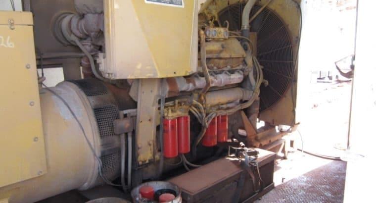 CAT 900KW Generator House