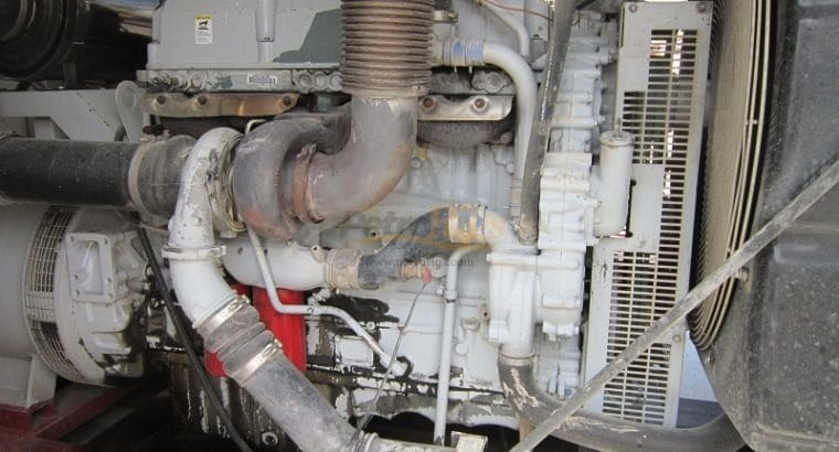 Detroit 700KW Generator House