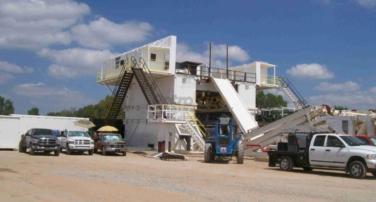 1500 HP HD (PARTIAL) SCR DRILLING RIG