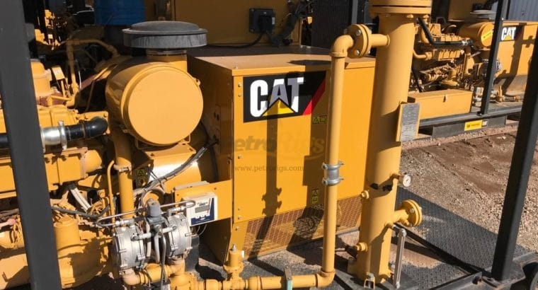 CAT G3406 Natural Gas Gensets