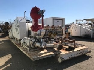 Emsco FB1300 Mud Pumps Package