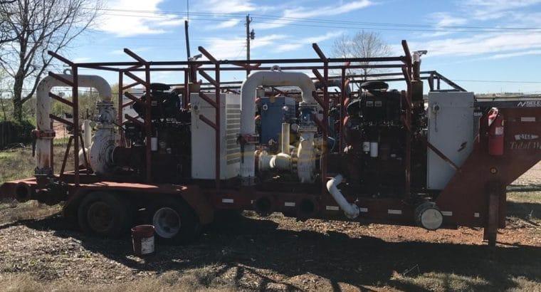 Cornell Double Pumper Water Transfer
