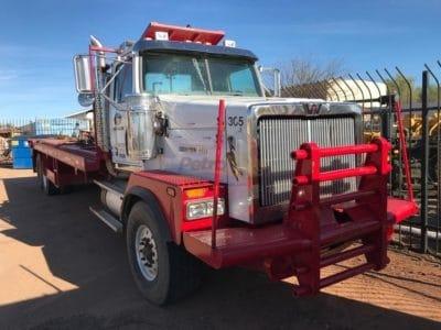 Western Star Tandem Truck