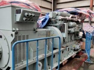 Yanmar 615KW Generators (3)