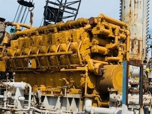 CAT 3616 Natural Gas Engine