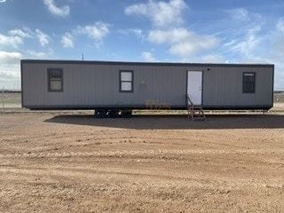 2 office and half bath trailer