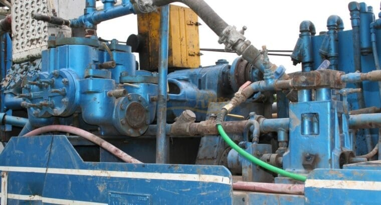 Midway 13M water well rig