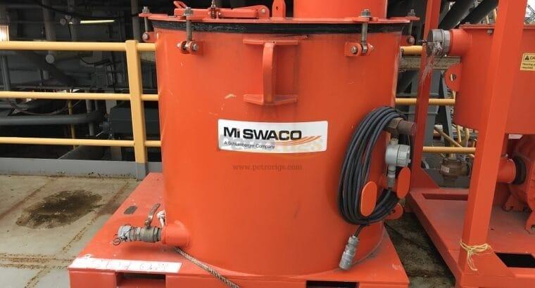 MI Swaco Rig Vaccum System