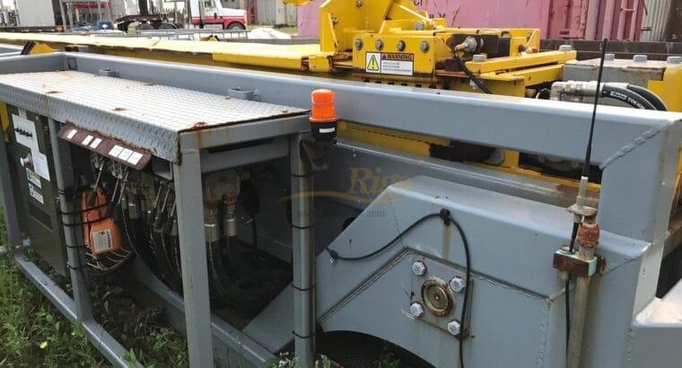 North Rig C-14 Hydraulic Catwalk