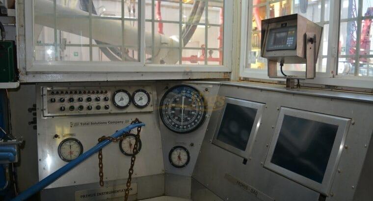 2000 HP Jack Up Rig Atlantic-7