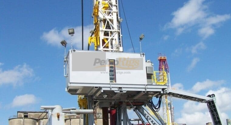 NOV 1000hp VFD (2) rigs