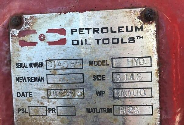 13-5/8″ 10M Drilling Spool