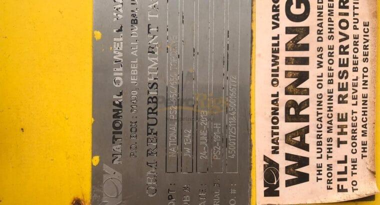 NOV PS2650 650 Top Drive