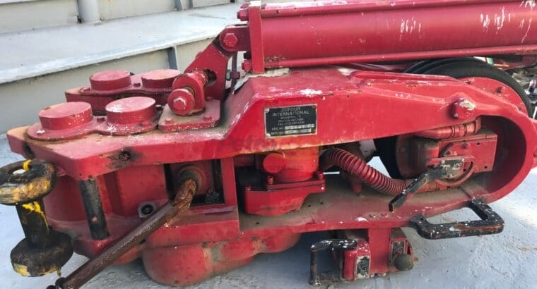 SSW-40 JT Oilfield Pipe Spinner Wrench