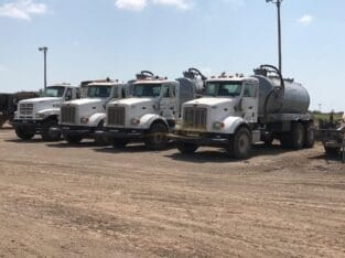 Bobtail Vacuum Trucks