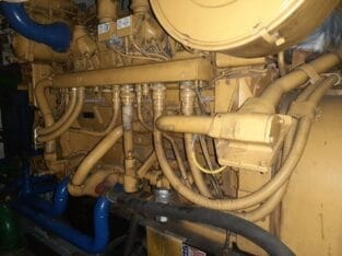 Caterpillar 3508, 682KW Genset