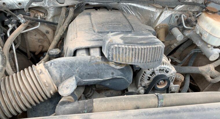 Chevy Silverado 4×4 Dbl Cab
