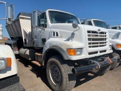 Sterling Spreader Bed Trucks