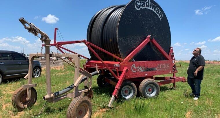 Cadman 4000S Water Transfer
