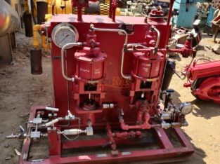 Sara Sae High Pressure Test Unit