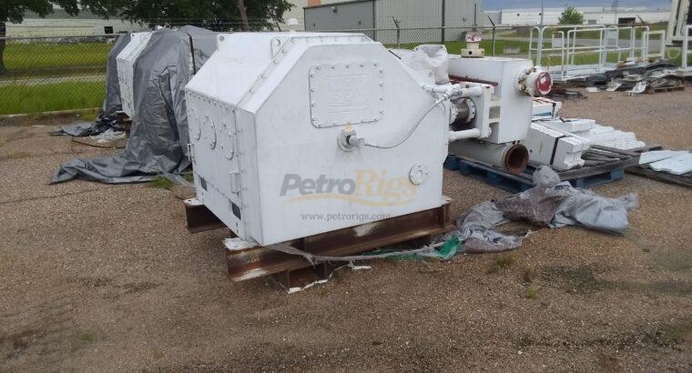 WIER Frac Pumps