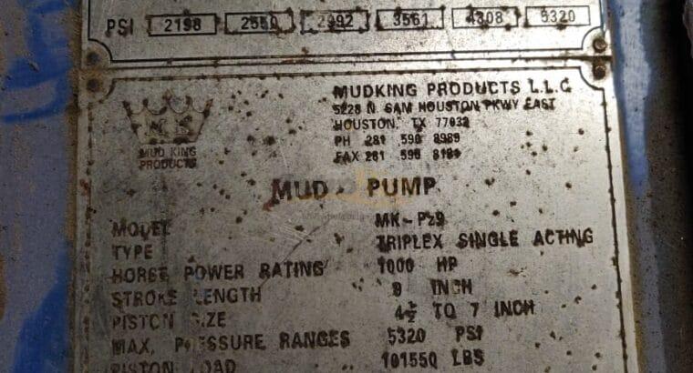 Mud King PZ9