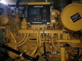 Caterpillar 3508B Genset