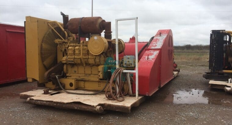 National Oilwell 10P130 Mud Pumps