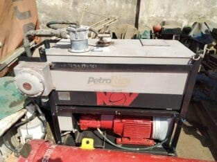 NOV – HYDRAULIC POWER UNIT