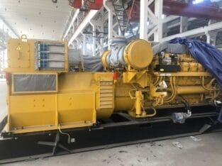 Caterpillar 3516C Gensets