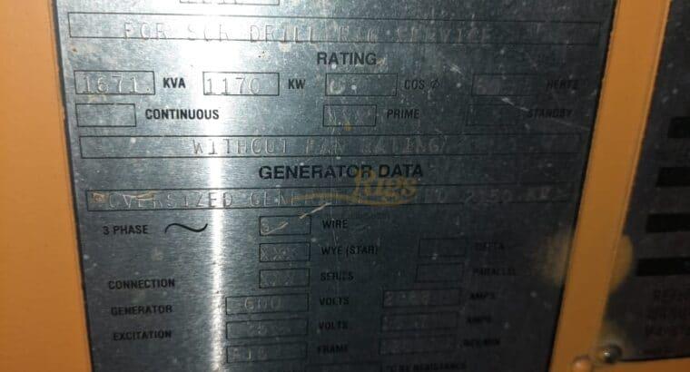 CAT 3516 Gensets