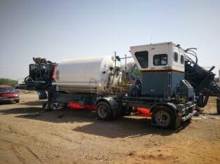 Hydra Rig 180K Nitrogen Pump Unit