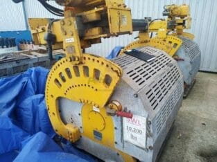 Ingersoll Rand Air Winches