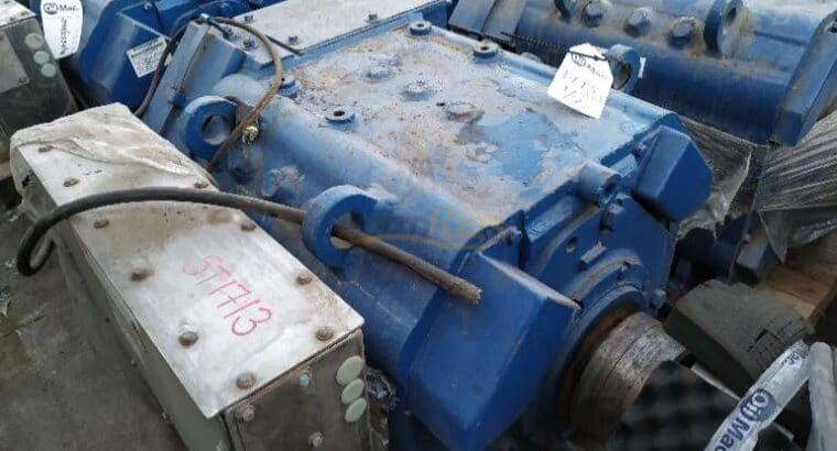 GE 752 Traction Motors