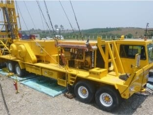 Loadcraft 250hp Carrier Rig