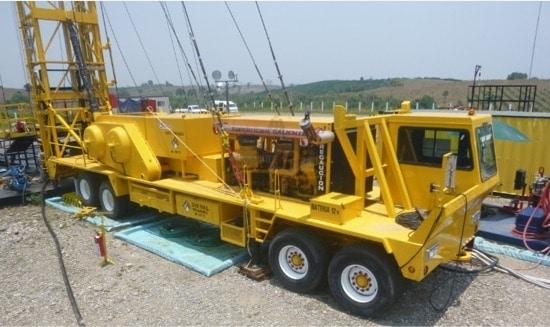 Loadcraft 250hp Carrier Rig