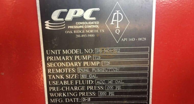 CPC Accumulator