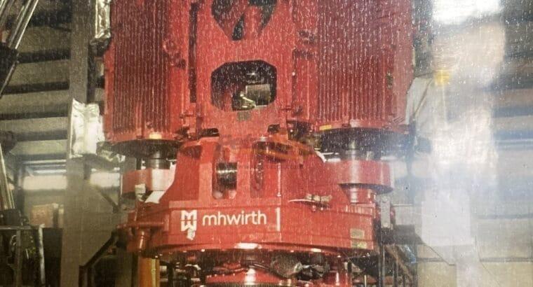 MH Wirth DDM-1000 Top Drive
