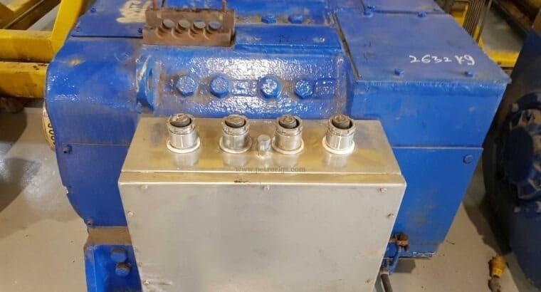 GE Shunt and Series Motors