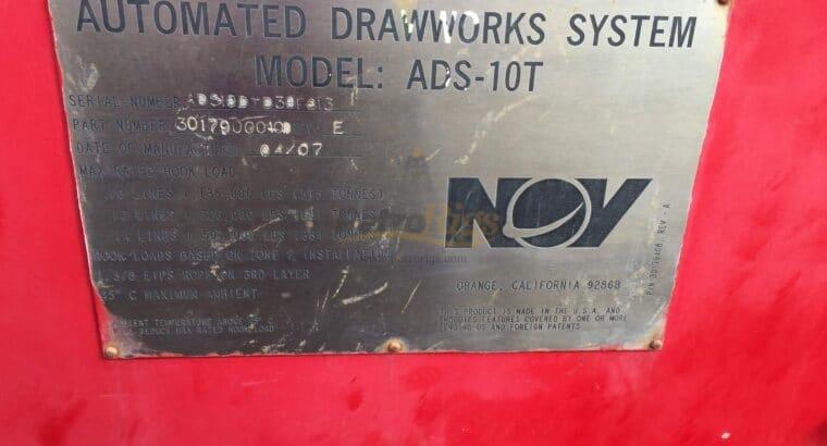 NOV Automated Drawworks
