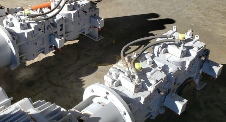 Danfoss Series 90-250 Tandem Pumps