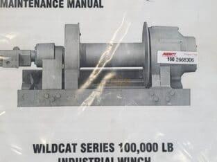 Ramsey Winch 100,000 LB